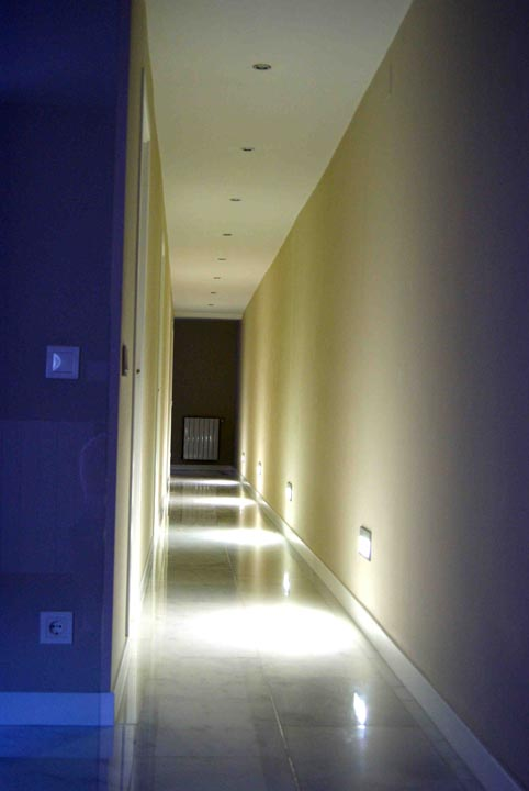 Iluminación baja