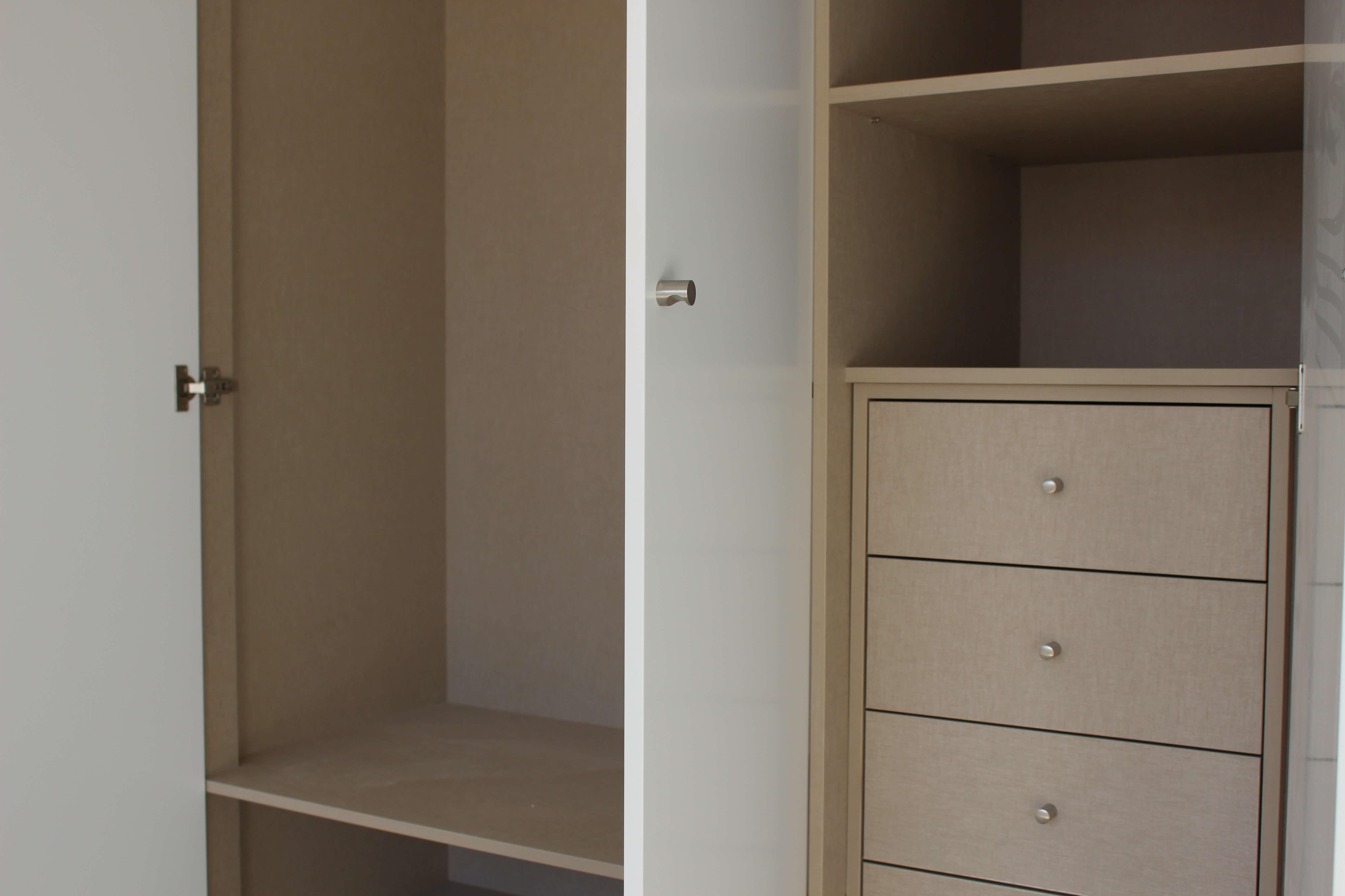 Interior armario personalizado