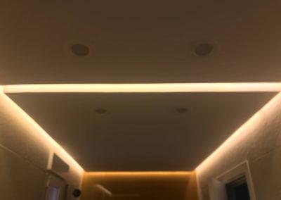 Iluminación perimetral