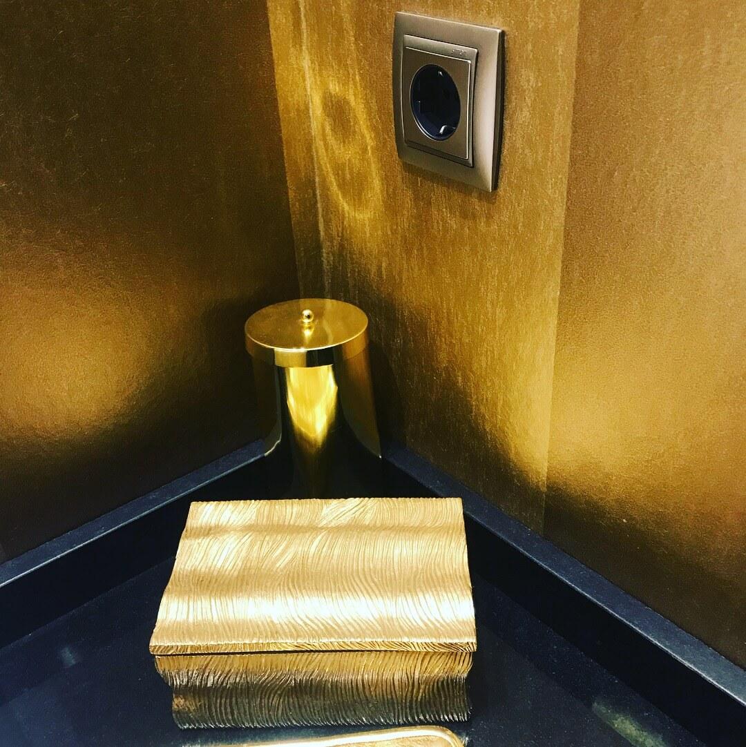 Mecanismo dorado